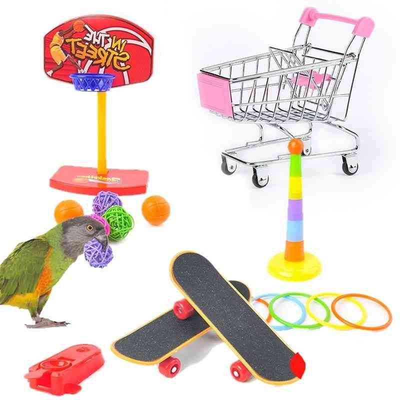 Funny Bird Parrot Set