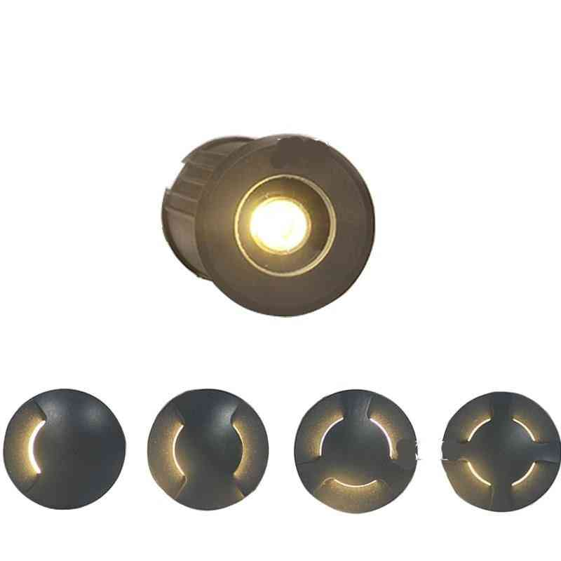 Led Outdoor Recessed Deck Light