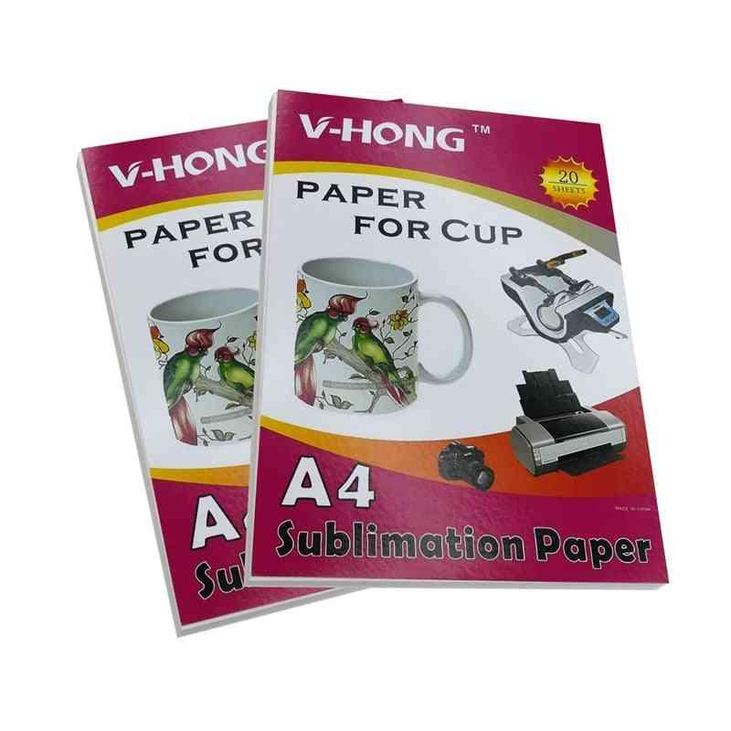 Inkjet Printer, Vinyl Transfer Paper Modal, Polyester Fabric, Ceramics Glass, Jigsaw Puzzle, Mouse Pad Sublimation