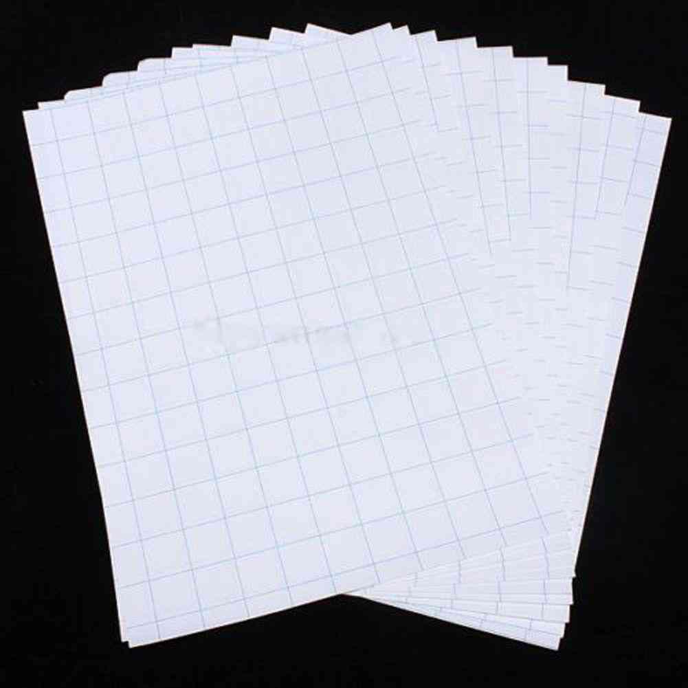 Iron On Inkjet Print, Heat Transfer Paper For Diy Craft, T-shirt