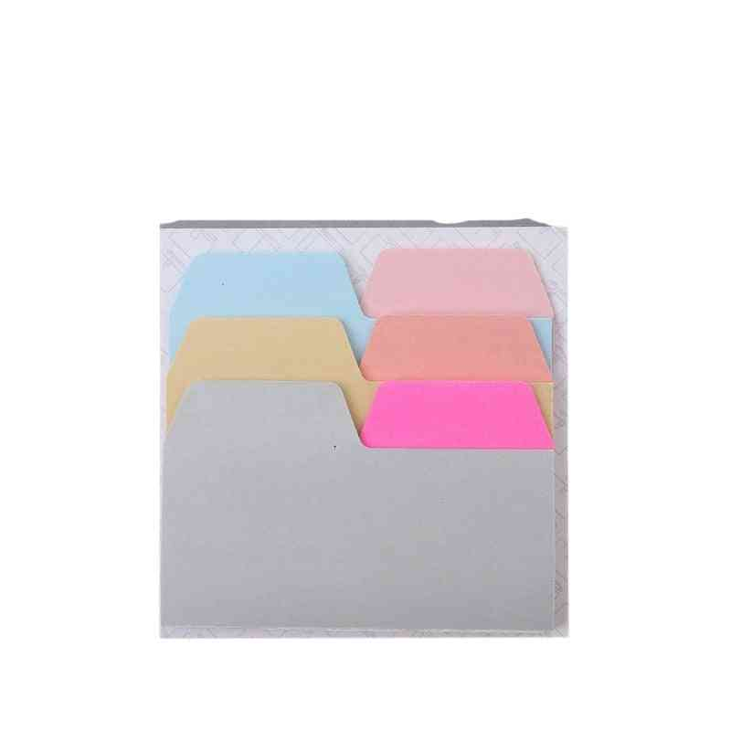 Index Note Paper Sticky Notes, Memo Pad, Office, School Supplies