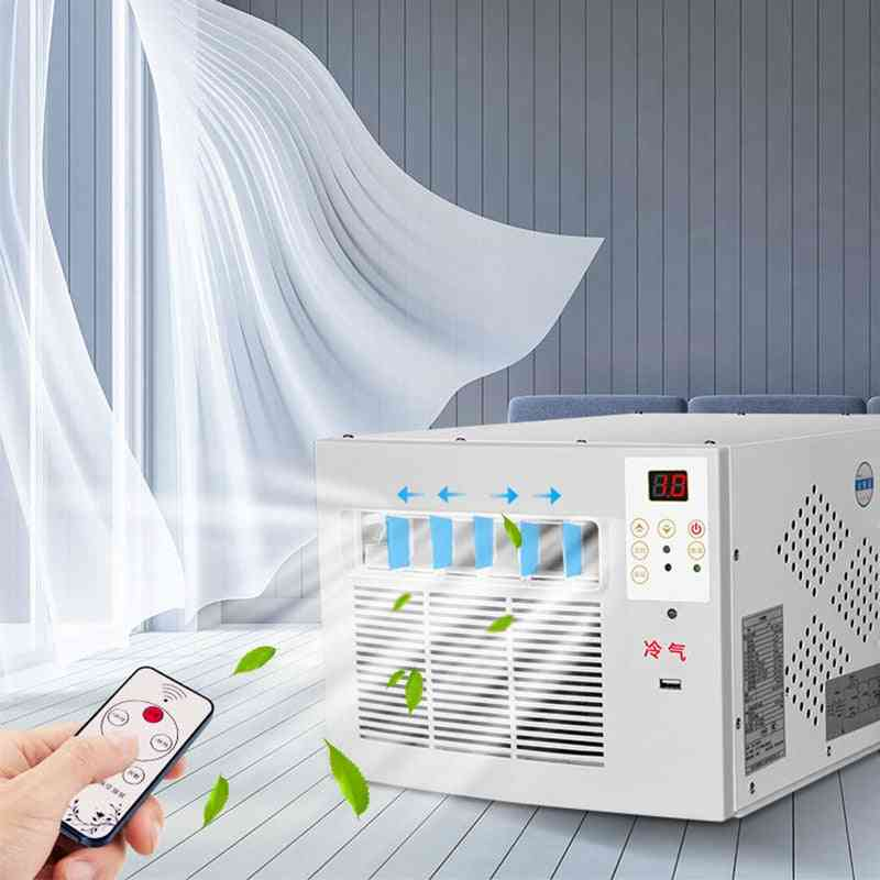 Mobile Small Air Conditioner/ Refrigerator, Mosquito Net Desktop Pet Cooling