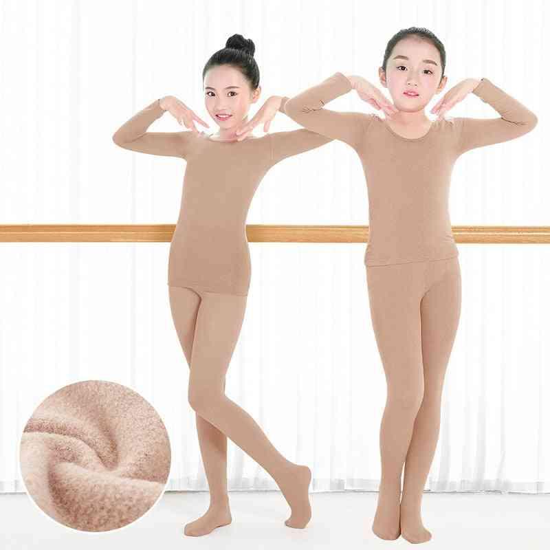 Winter Underwear Sets, Gymnastics Ballet Underwear