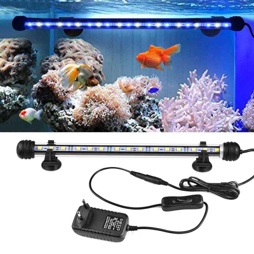 Led Aquarium Lighting Underwater Tank Fish Pool Light