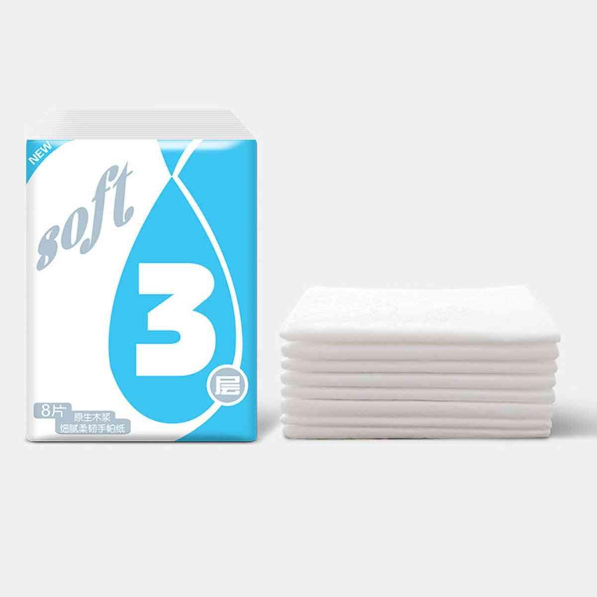 Portable Pocket Face Tissue