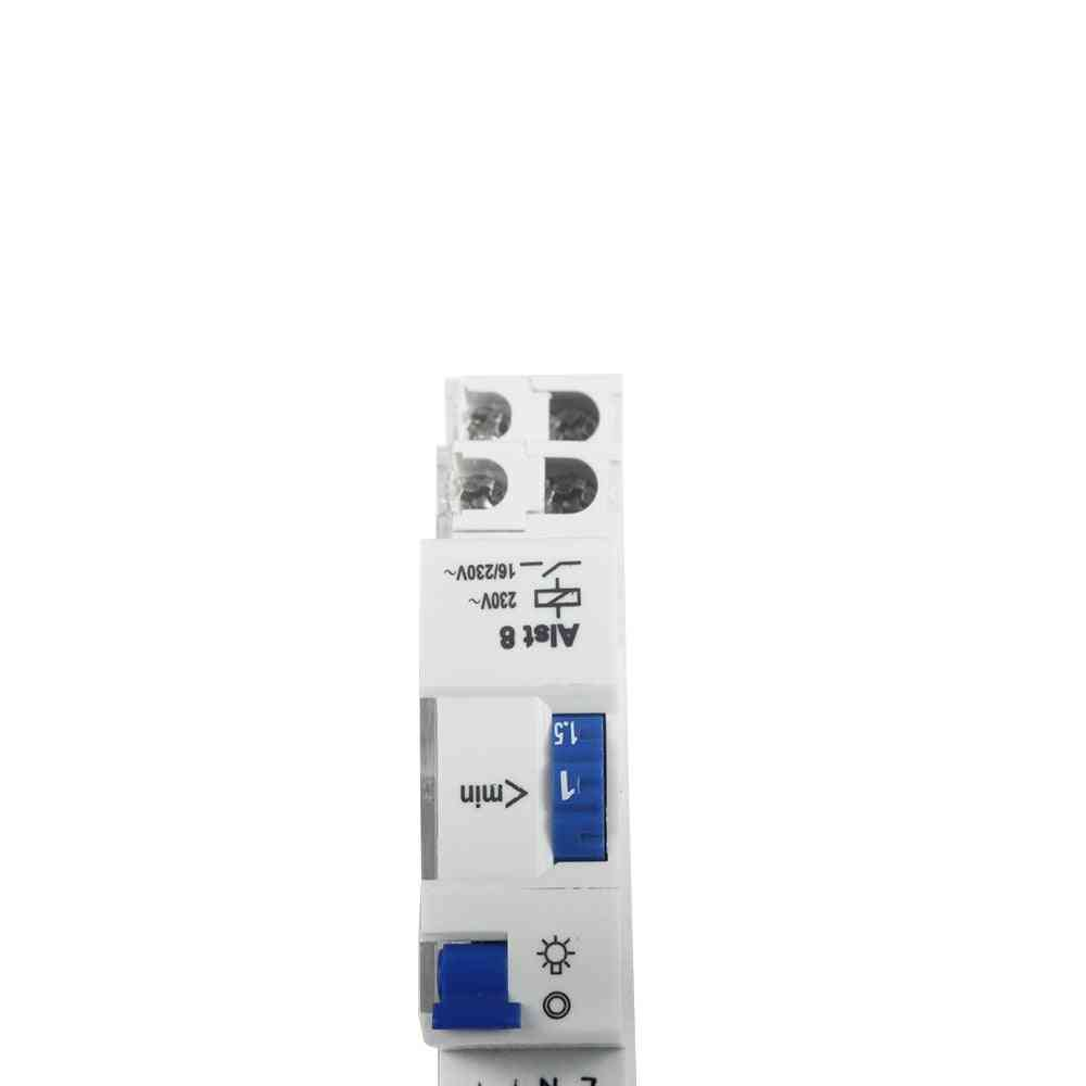 Staircase Lighting Timer Switch, Din Rail Mounted