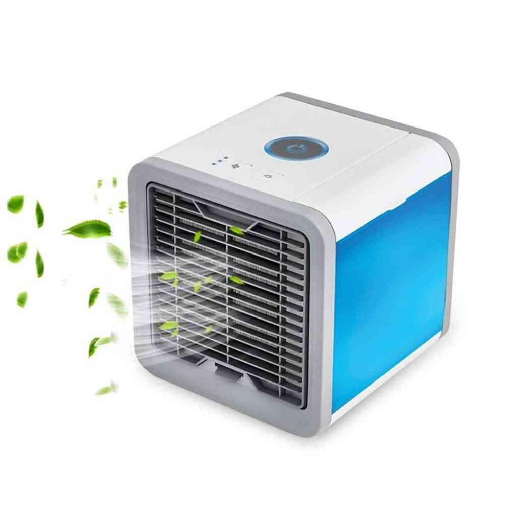 7 Light Usb Mini Portable Air Conditioner