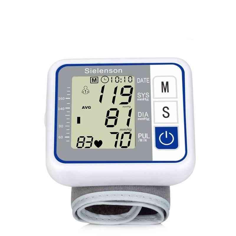 Automatic Wrist Digital Blood Pressure Monitor