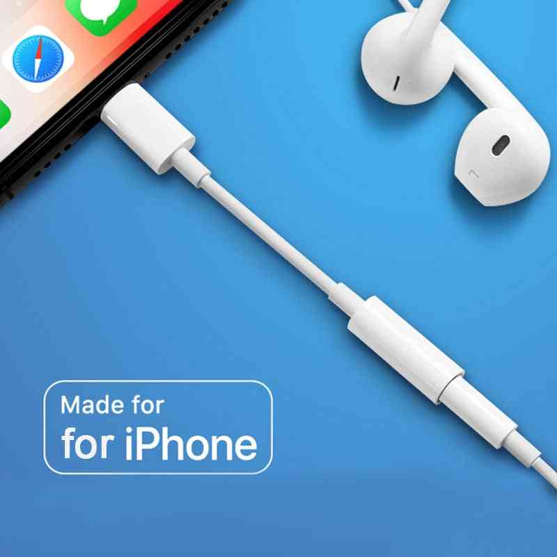 3.5mm Jack Audio Cable Adapter For Phone Earphone Aux Splitter Headphone