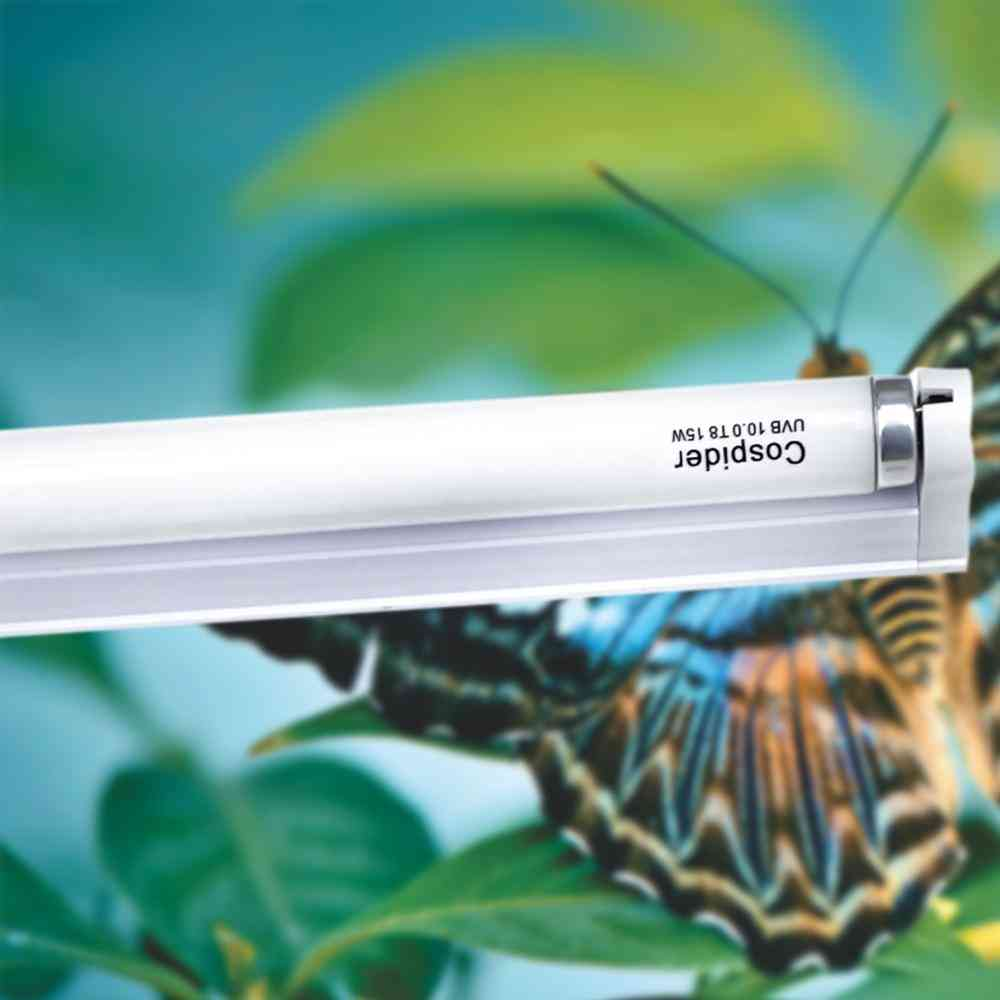 Vivarium Fluorescent Linear Tube Light Lamp Bulb
