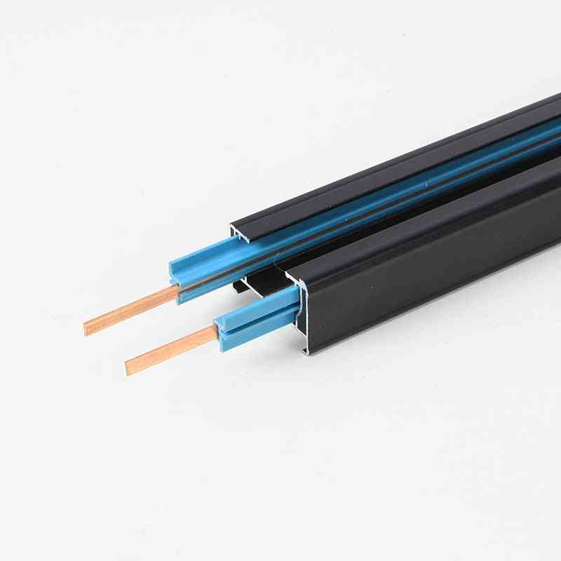 Track Rail Lamp. Aluminum Copper Track_light
