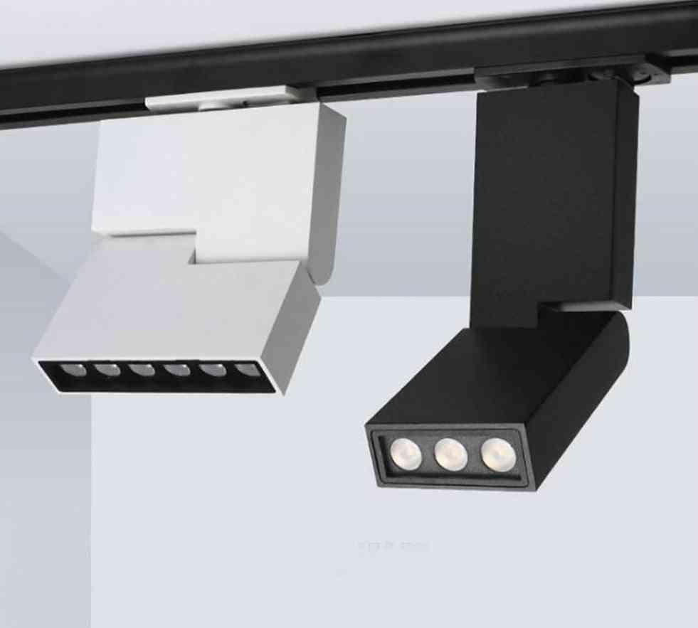Led Track Light. Adjustable Wall Light