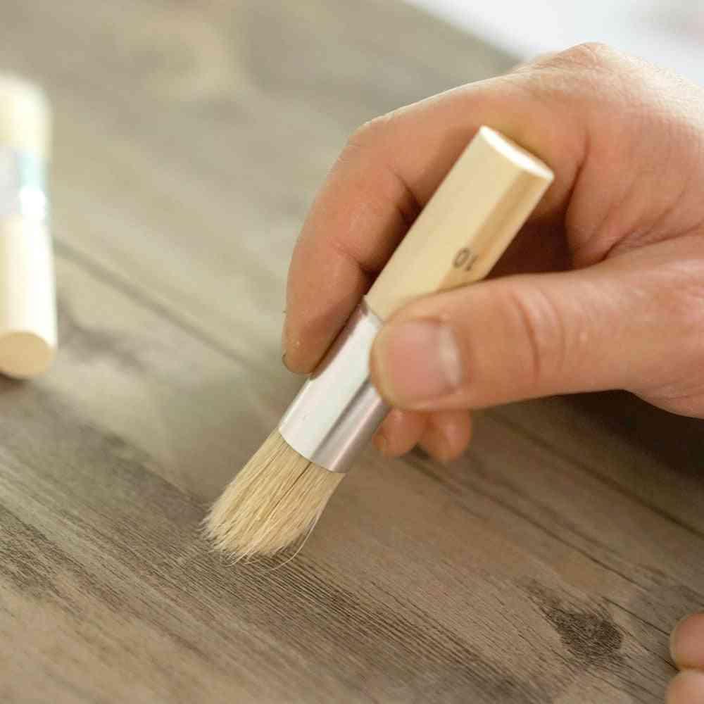 3pcs/set Wooden Stencil Brush