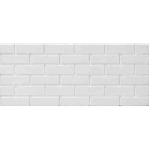 Slim Brick Pattern Raw Styrofoam Wall Cladding Panel