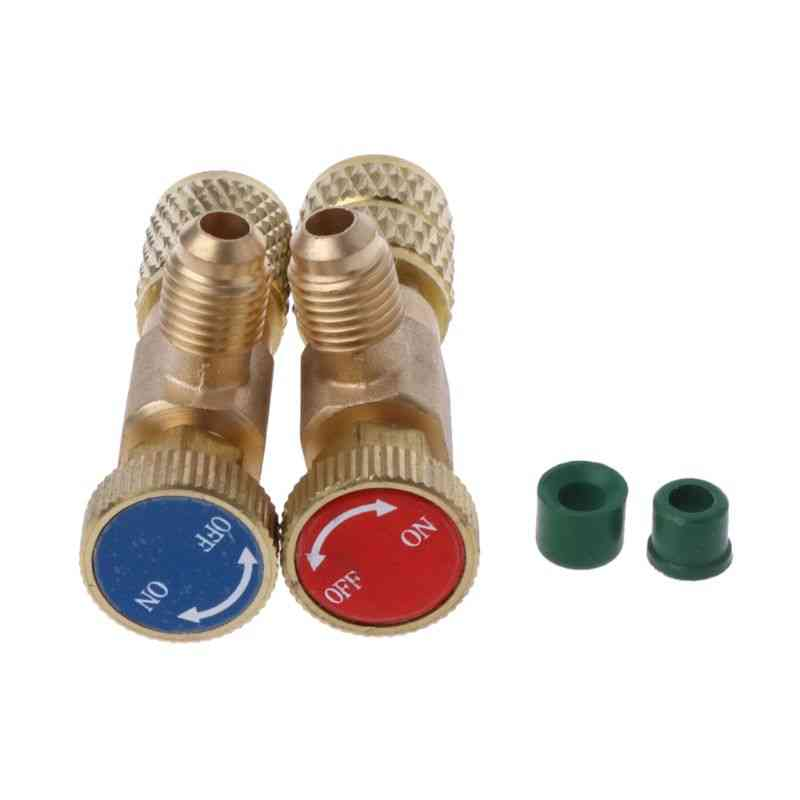 Air Conditioning Quick Coupler Connector Adapters