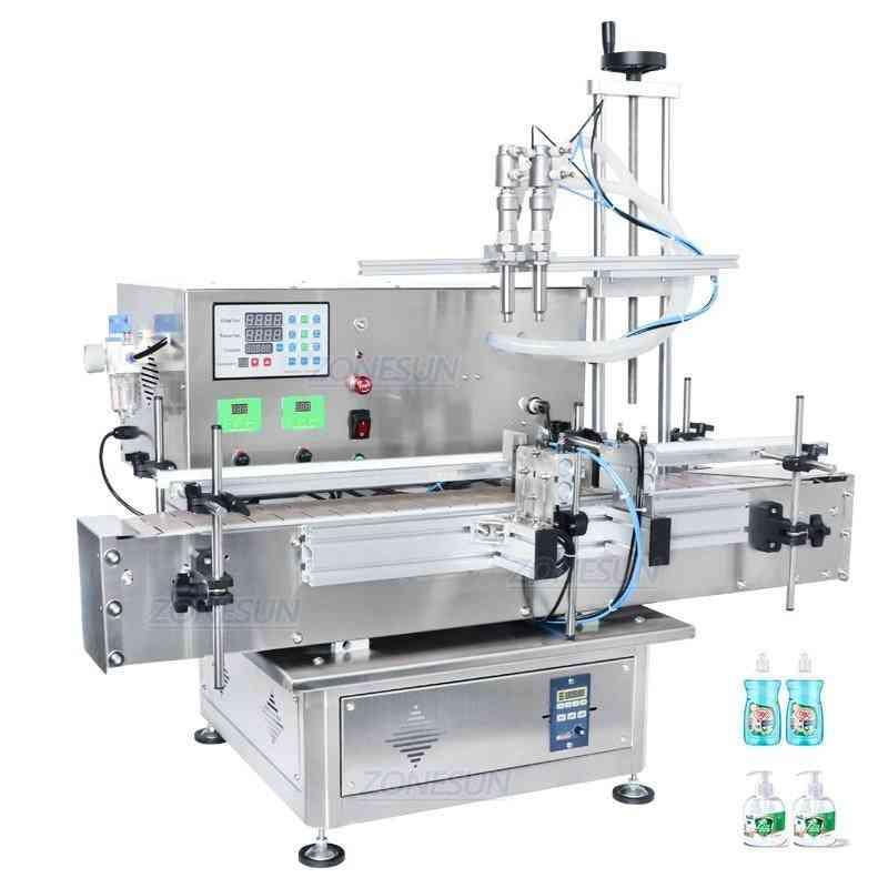 Desktop Automatic Liquid Filling Machine