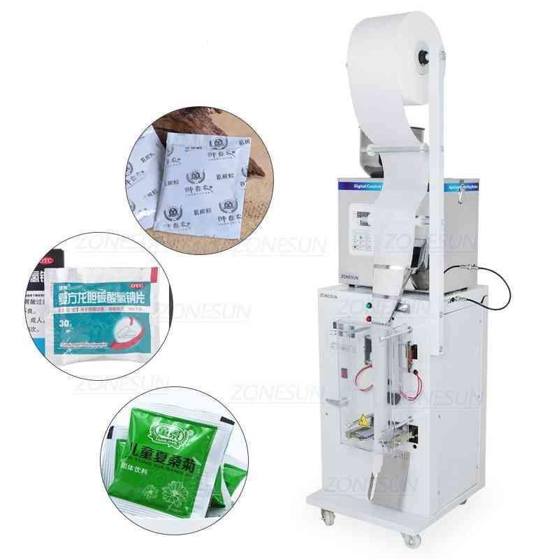 Automatic Powder Tea Surge Sealing Packing Machine