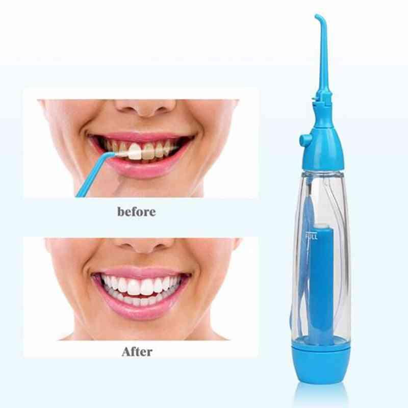 Hygiene Pressure Water Flosser Teeth Cleaning Whitening Tools