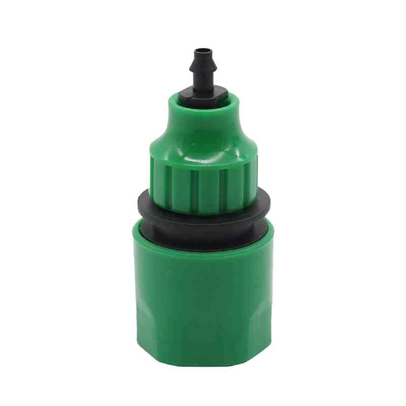 Garden Water Quick Coupling 1/4 Inch Hose Pipe Connectors