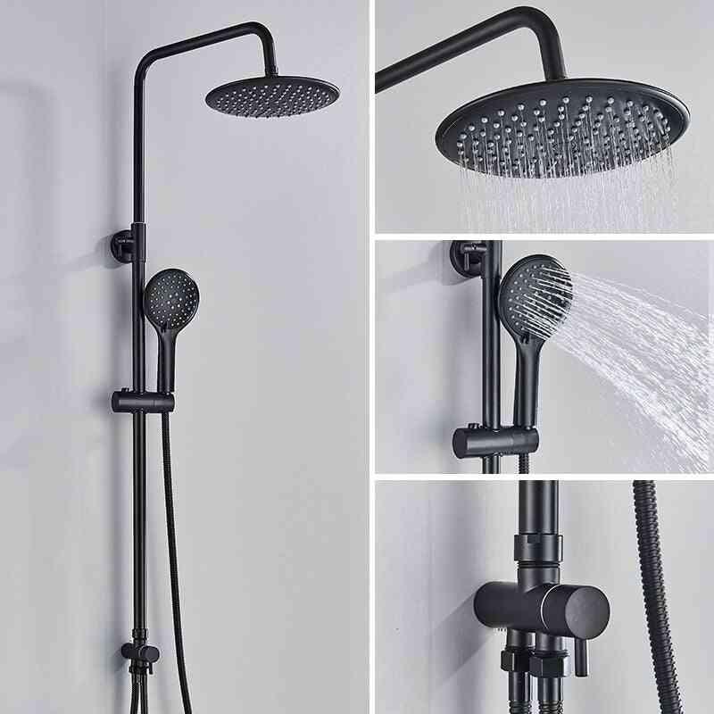 Rainfall Shower With Handheld