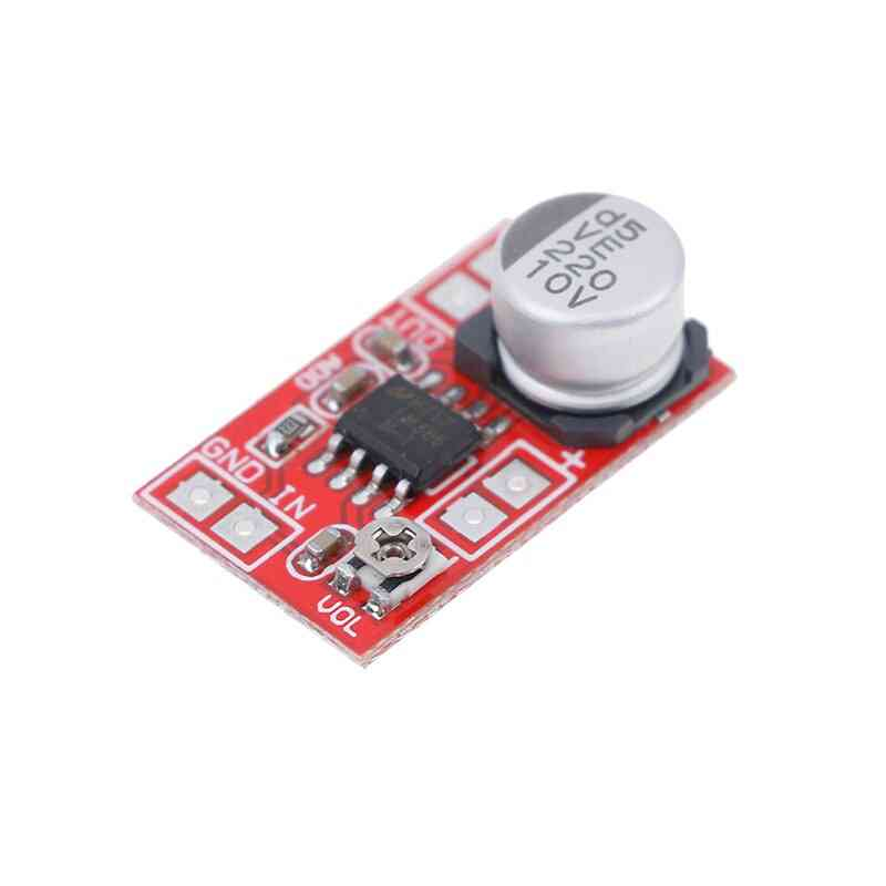 Mic Condenser Mini Microphone Amplifier Board