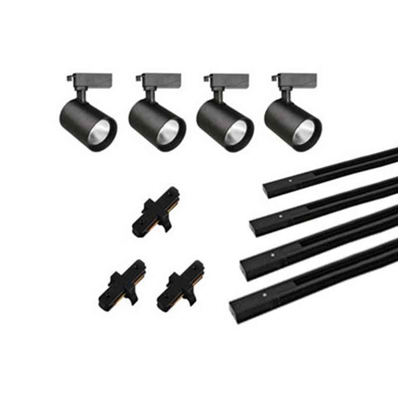 Complete Set Of Led Track Lights