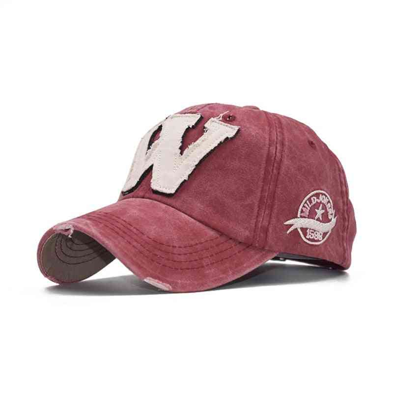 Embroidered Baseball Cap For Teams Great Outdoor Hat New