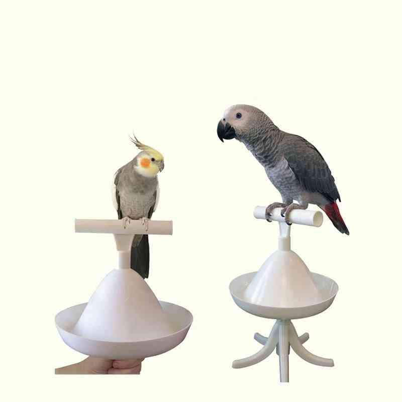 Parrot Stand Bird Portable Perch And Training Tool