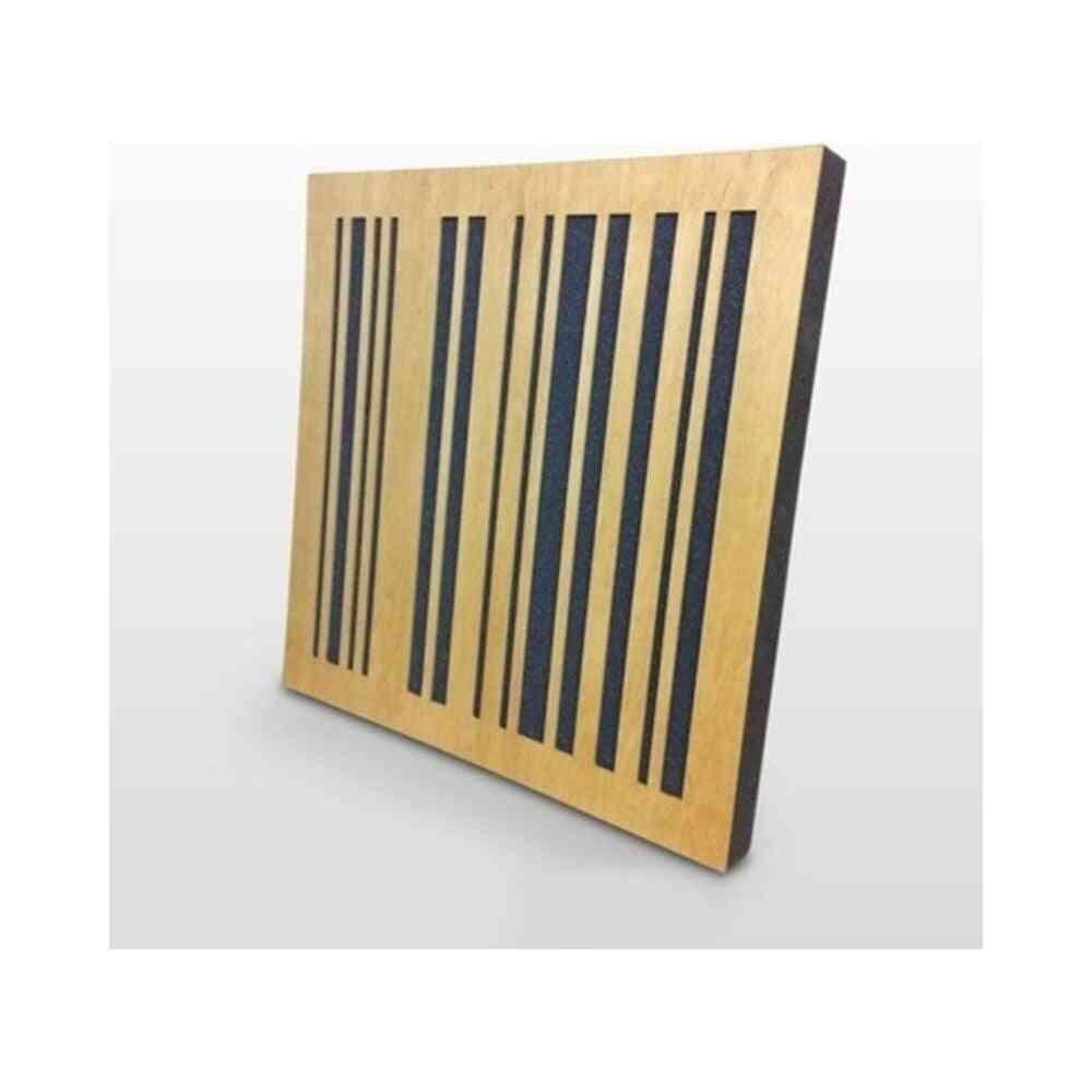 Acoustic Wood Diffuser 50cm*50cm Acoustic Panel