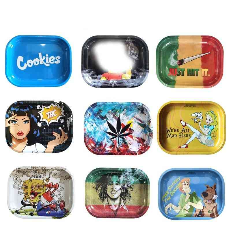 Cigarette Rolling Paper Tray