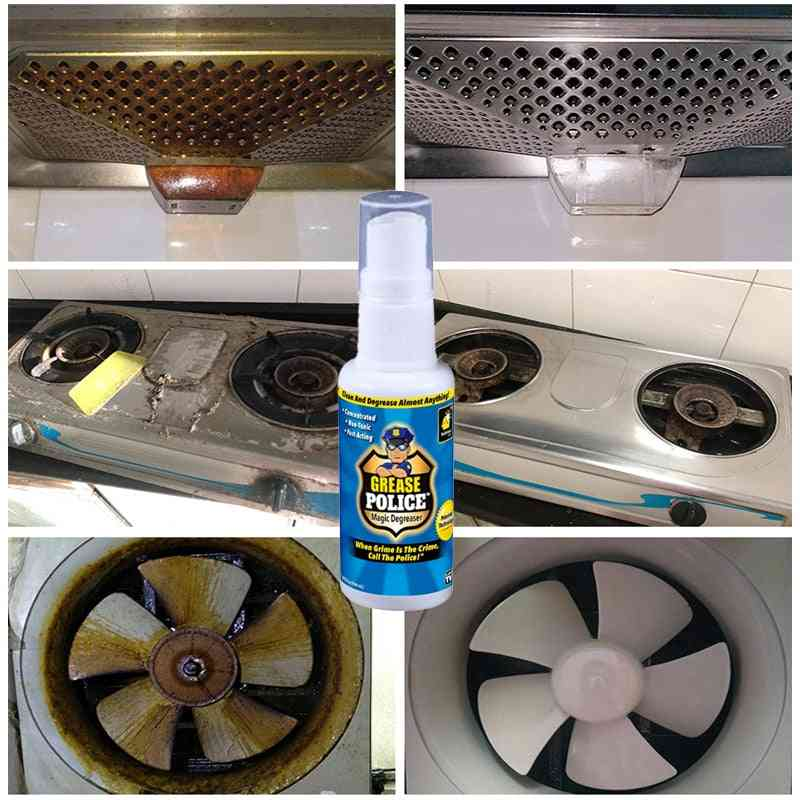 Kitchen Magic Degreaser Cleaner Spray