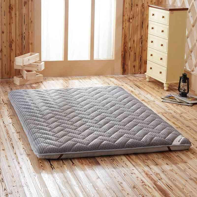 Bamboo Fiber Mattress Pad Topper Foam Massage Mattress