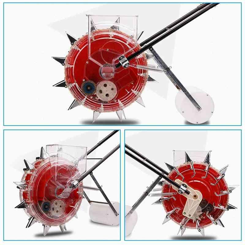 Multi-function Hand-push Seeder Corn Cotton Soybean