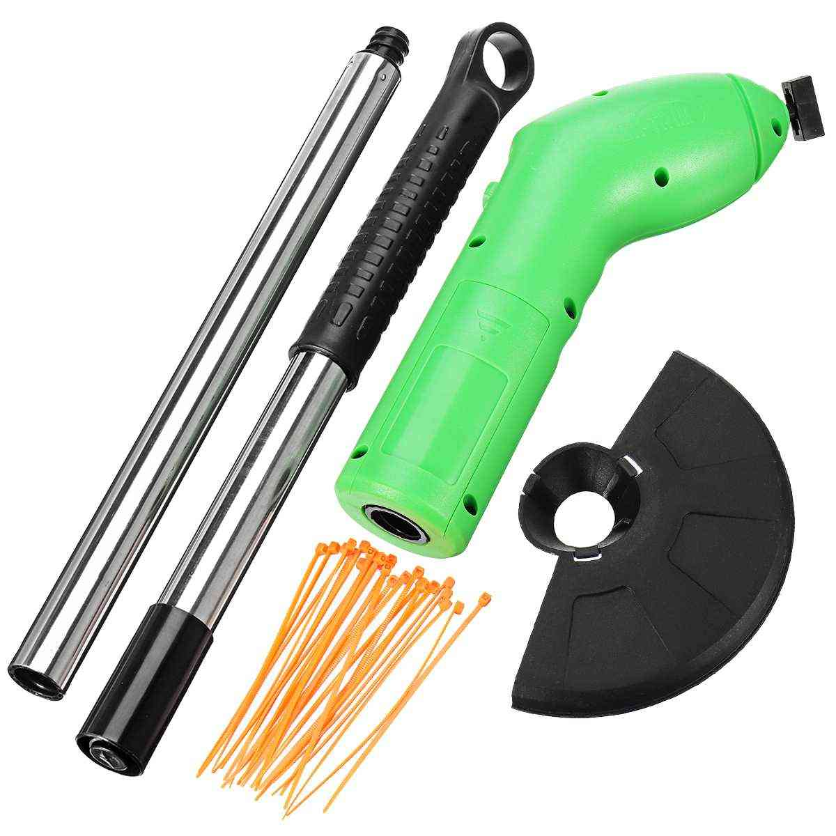 Retractable Electric Grass Trimmer Brush Cutter