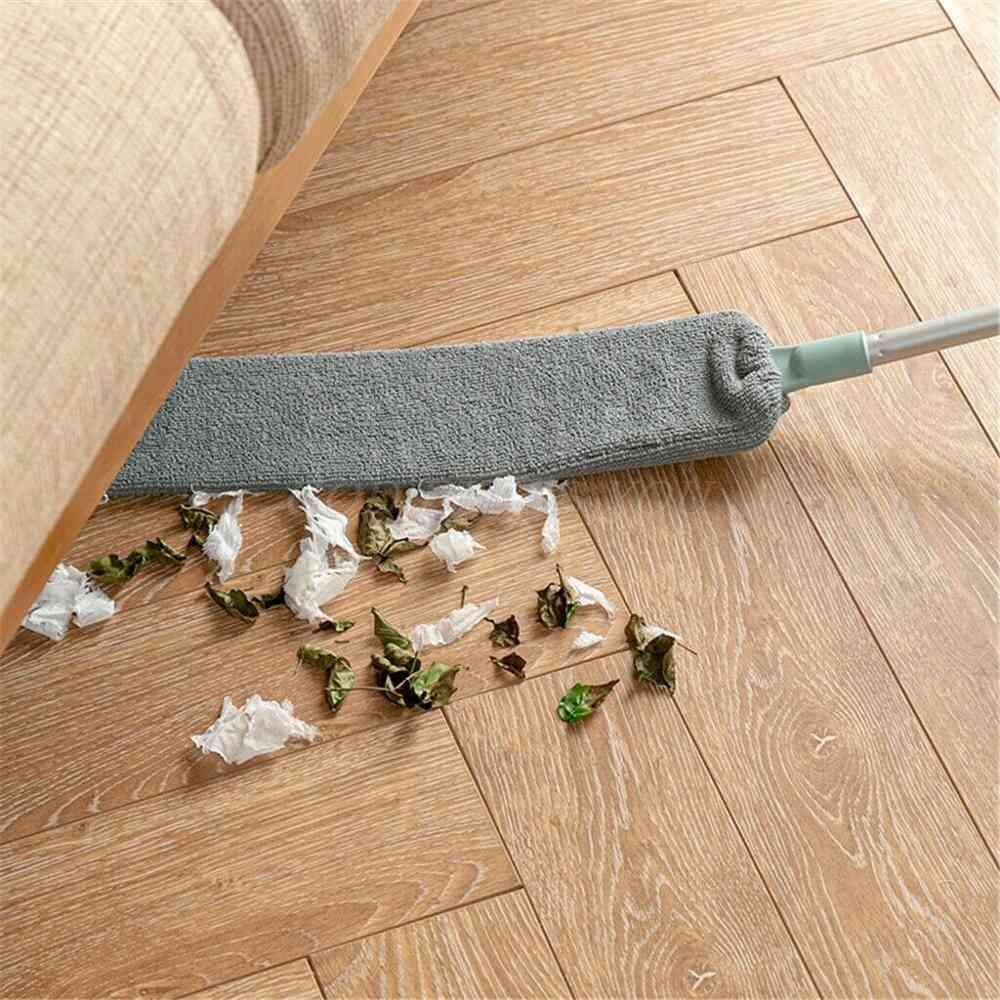 Dust Brush. Long Handle Mop Sweep Clean Brush