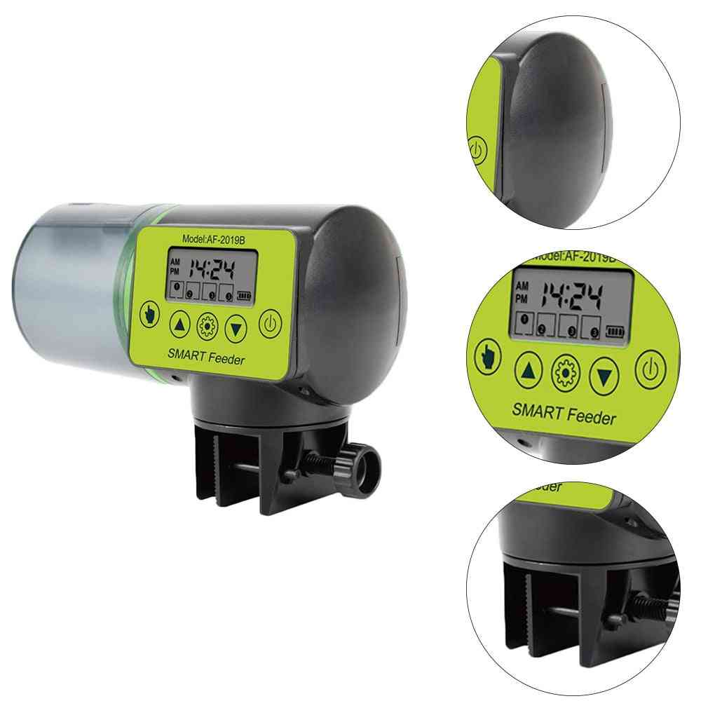 Cool Automatic Fish Feeder