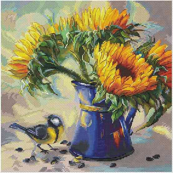 Cross Stitch Kit Packages Counted
