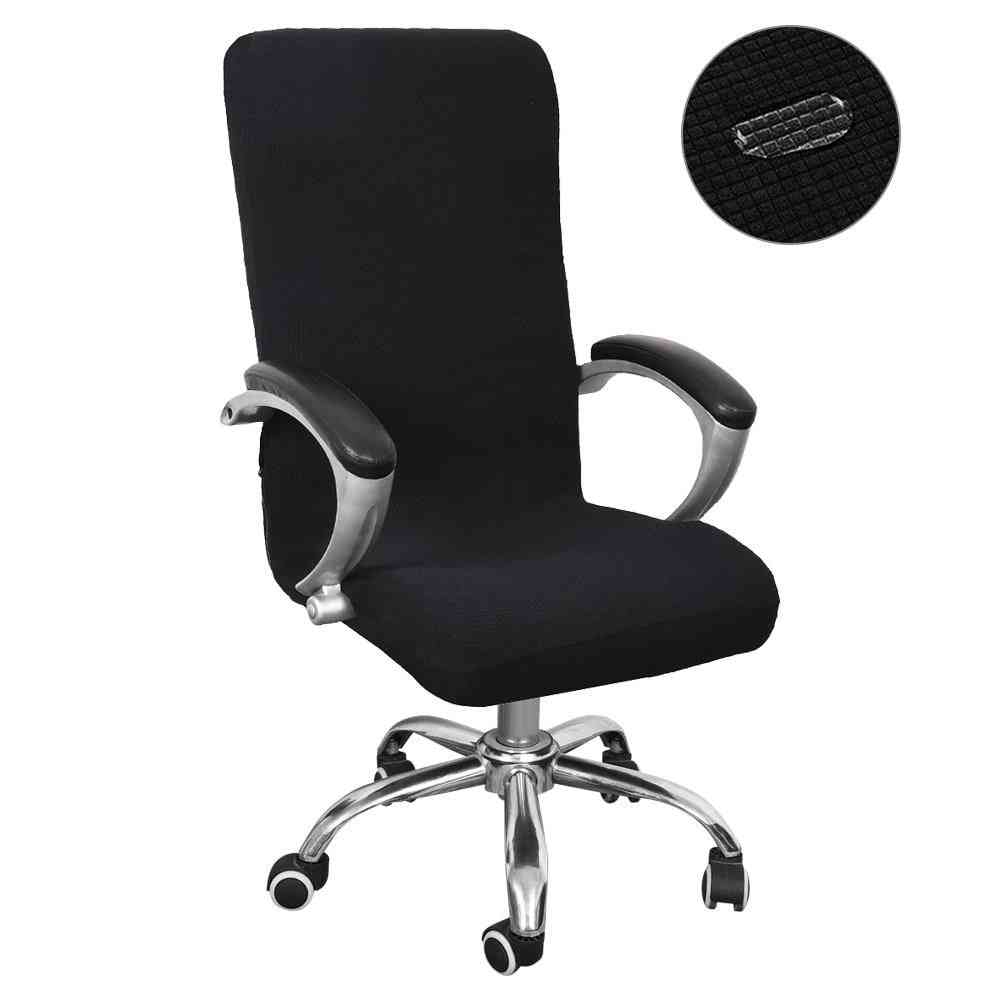 Anti-dirty Computer Desk Seat Chair Cover