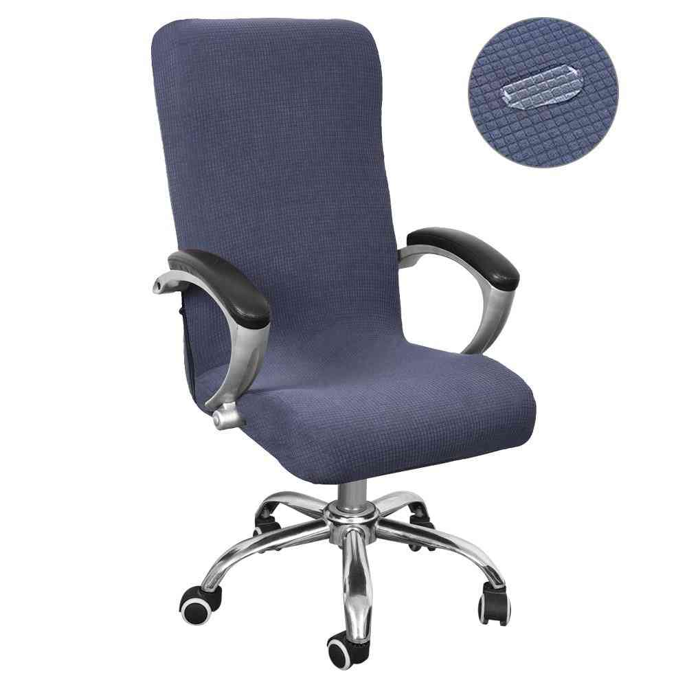 Elastic Chair Covers, Anti-dirty Office Desk Chair Cover