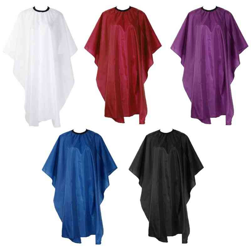 Nylon Waterproof  Hairdressing Cloth Capes