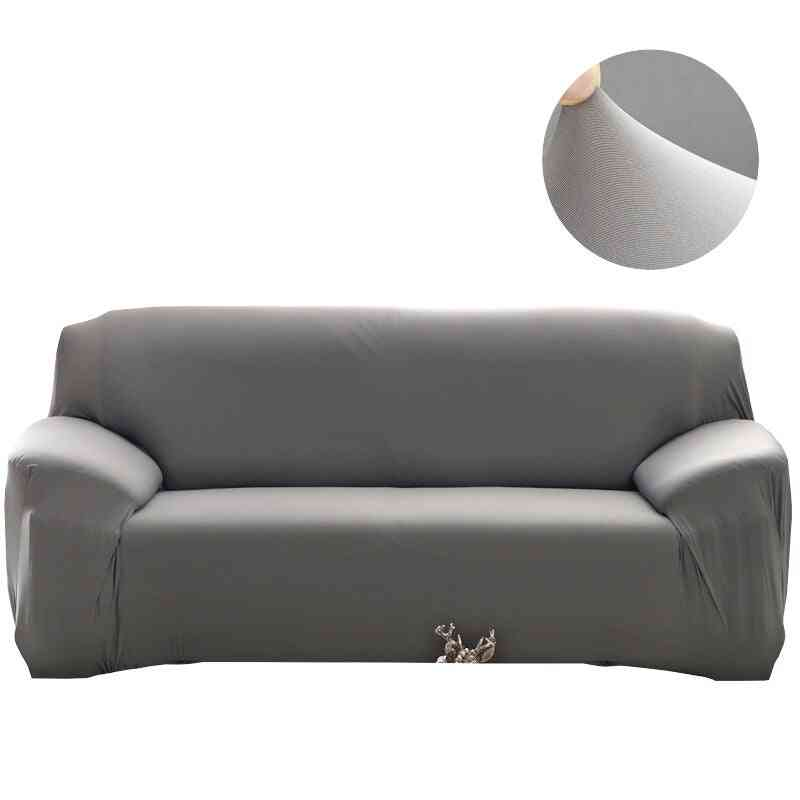 Single Sofa Cover. Fully Wrapped Slipcovers