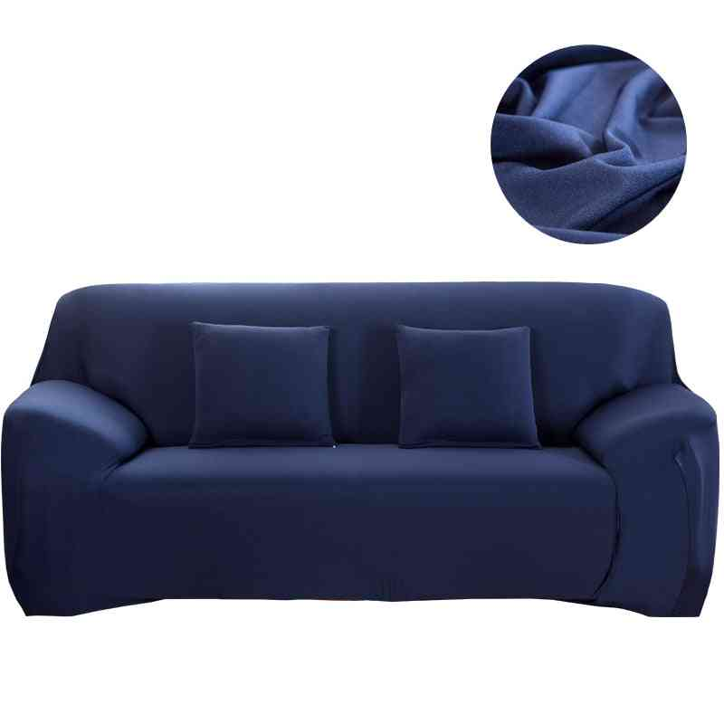 Sofa Cover For Living Room, Stretch Material Protector Couch Cover