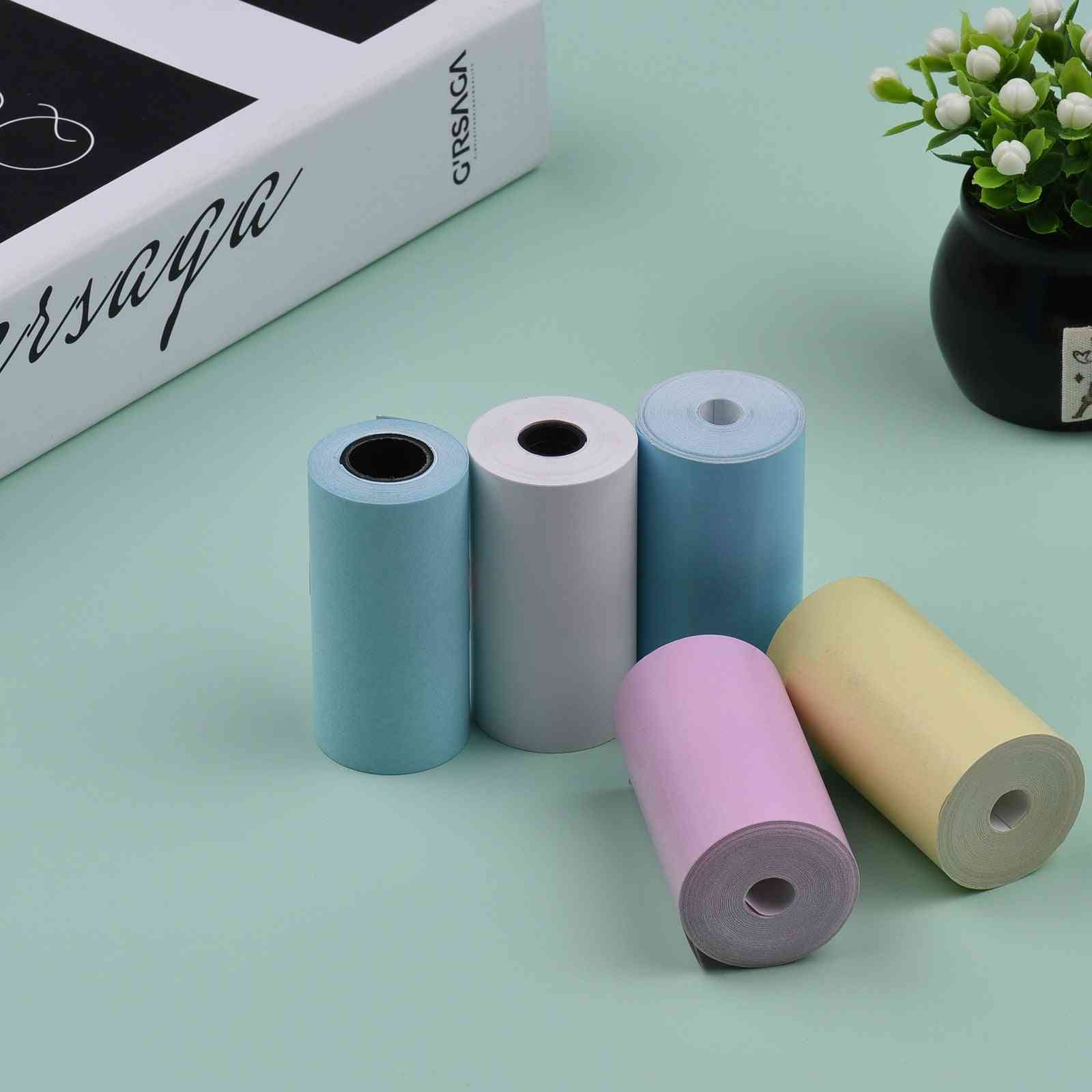 Color Thermal Paper Roll