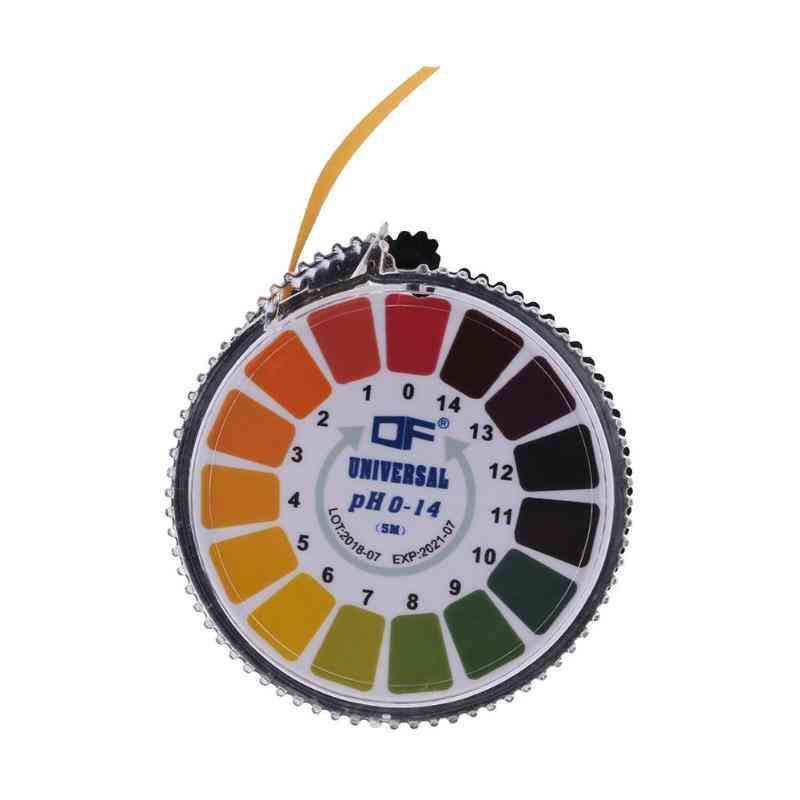 Alkaline Acid Indicator Meter Test Paper Roll Water Saliva Litmus