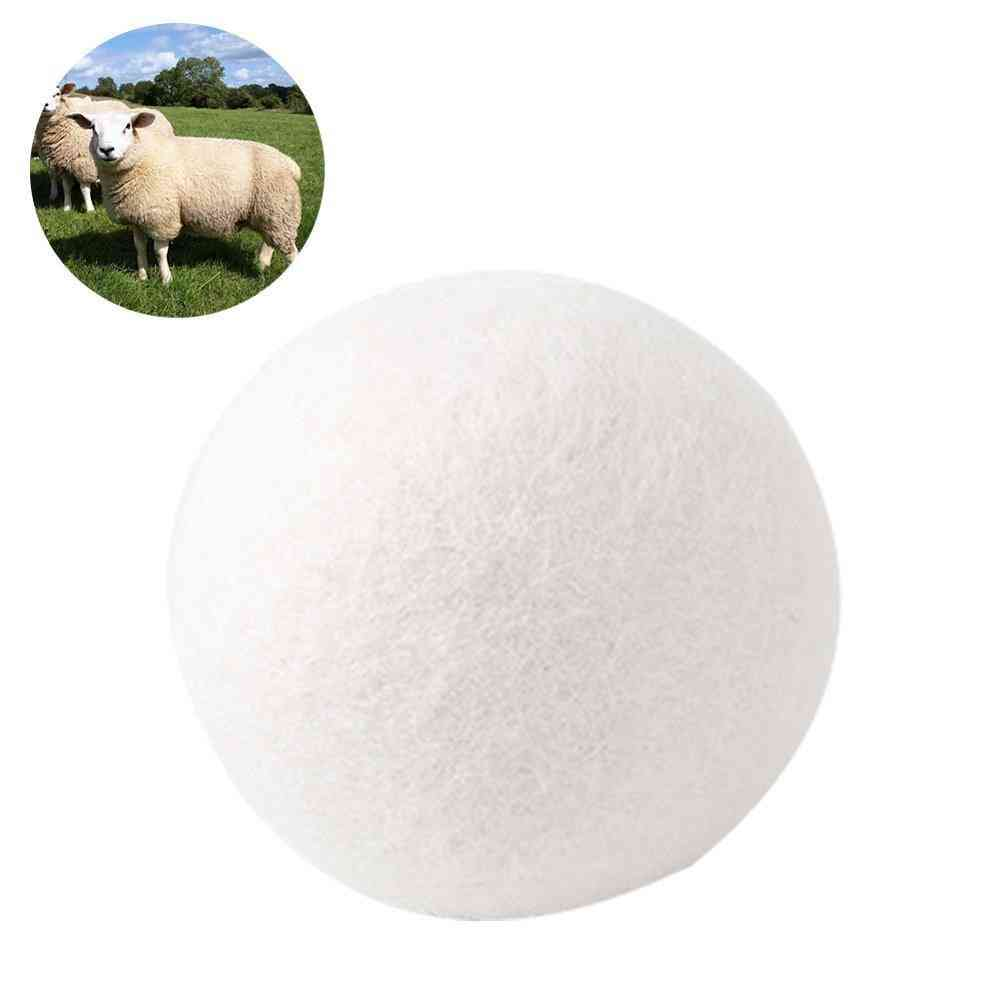 6pcs Organic Hypoallergenic Wool Tumble Drying Balls