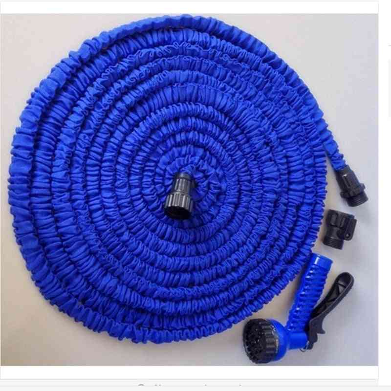 Garden Magic Water Hose. Watering Flexible Expandable Reels Hose