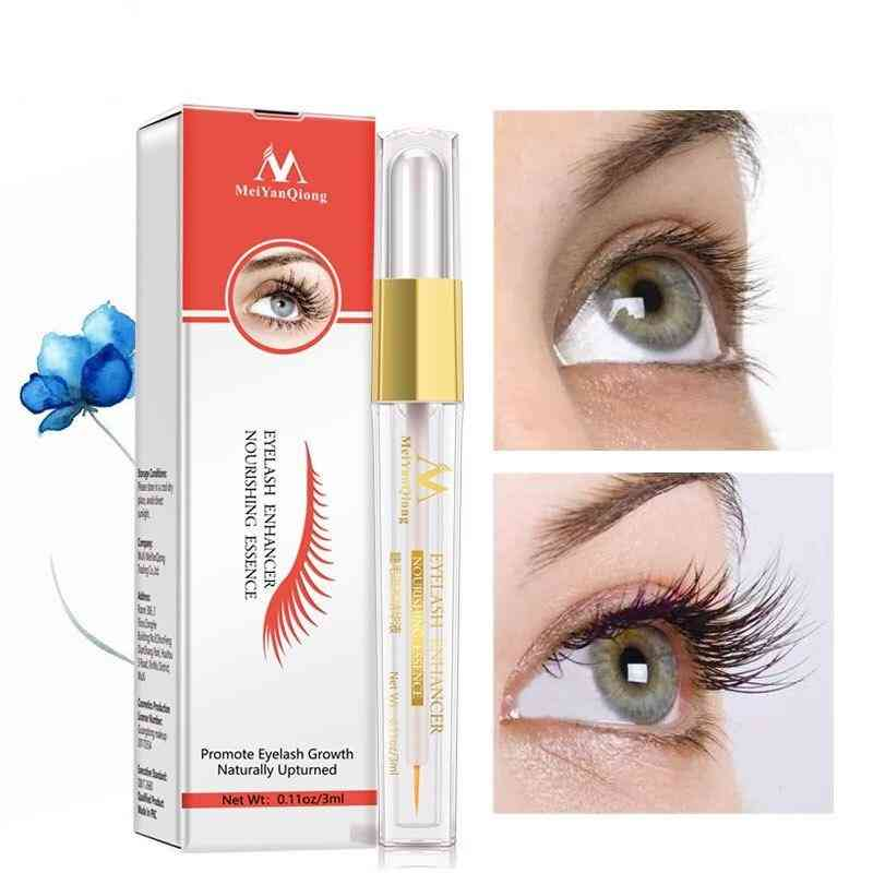 Herbal Eyelash Growth Treatments Liquid Enhancer Eye Lash & Natural Growth