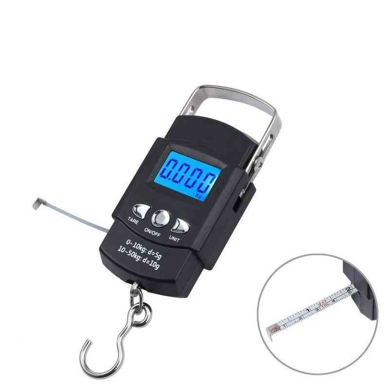 Digital Scale Electronic Scale Portable Express Luggage Weight Hanging Scale