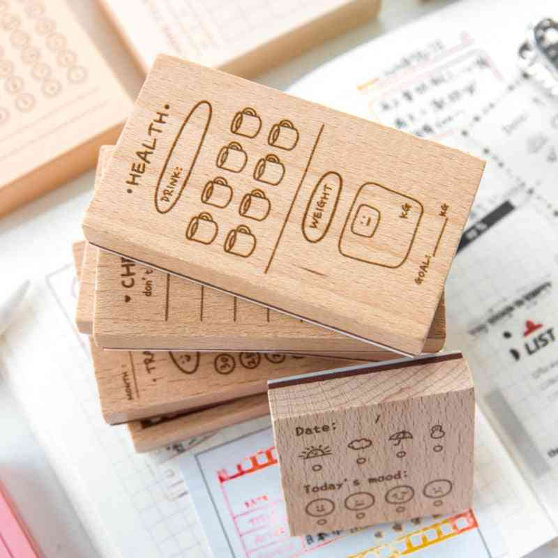 Stationery Scrapbooking Stamp