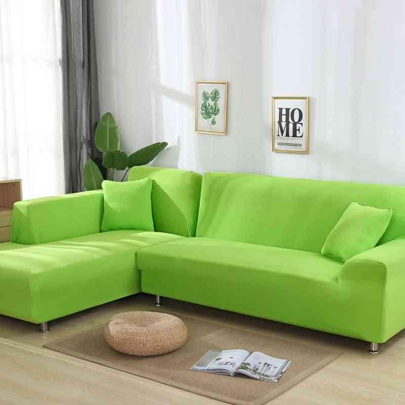 Elastic Slipcovers Couch Towel Corner Sofa Covers